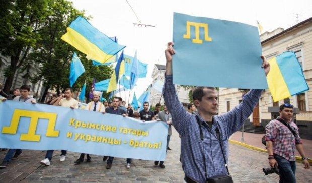 """""""18 травня ми всі - кримські татари"""""""