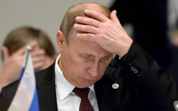 Катастрофа МН17: Путін видав ганебну гебешну відмазку