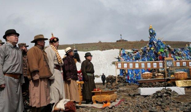 Могила  Чингисхана попала в список ЮНЕСКО