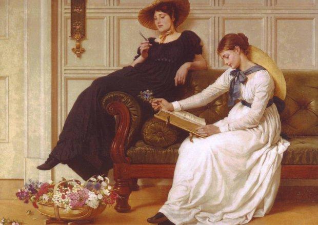 Современные романы и рядом не стояли: 10 самых популярных эротических книг 19 века