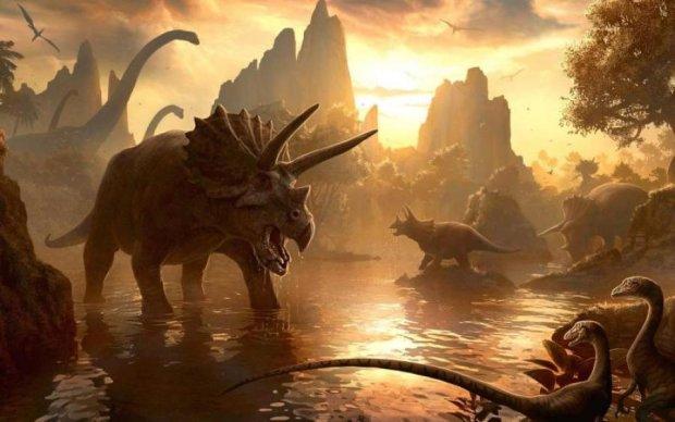 Стародавній комар поверне велетенських динозаврів на Землю