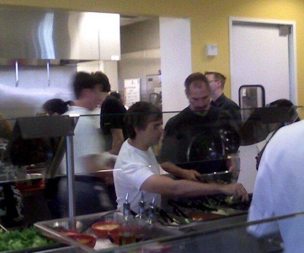 Стив Джобс, фото из свободных источников