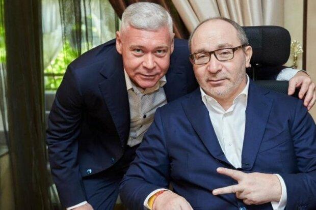 Кернес і Терехов, фото: соцмережі