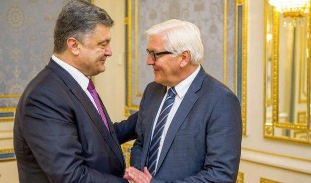 Президент Штайнмайер узнал все про Авдеевку