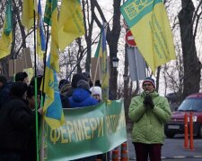 Протести аграріїв, фото: nationalcorps.org