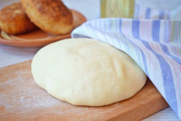 Тесто для пирогов, фото - Patee