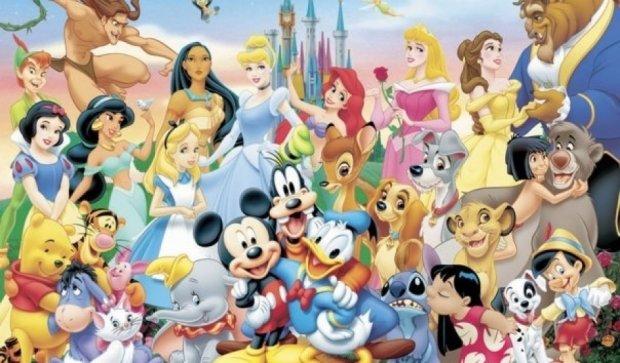 У короткому відео Disney показав мультфільми за 27 років