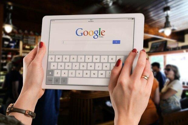 Пошувик Google, ілюстративне фото з вільних джерел