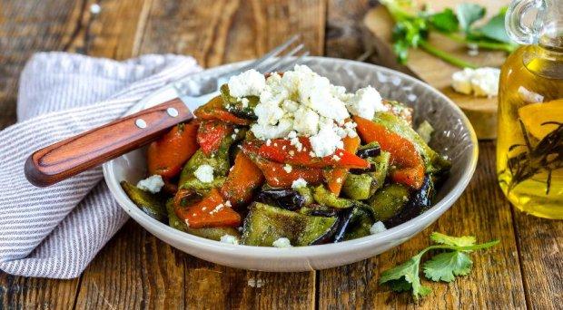 Баклажани по‑грецьки: смачний рецепт для всіх, хто стежить за фігурою