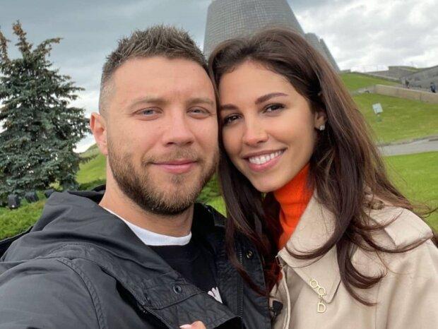 Михайло Заливако та Анна Богдан, фото з Instagram