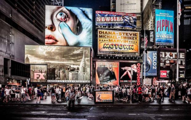 Ренесанс рекламної індустрії