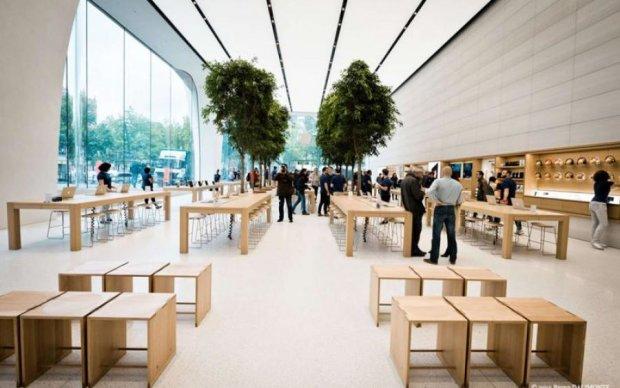 Найдивніший магазин Apple показали у мережі