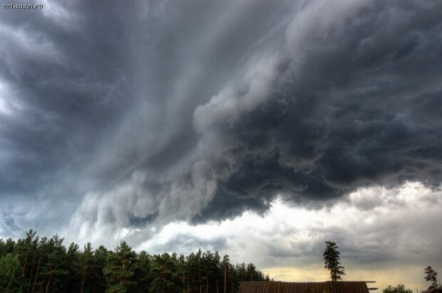Погода в Украине, фото из открытых источников