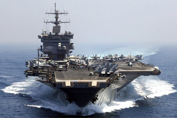 До Чорного моря прямує військовий корабель США: у Путіна немає жодного шансу