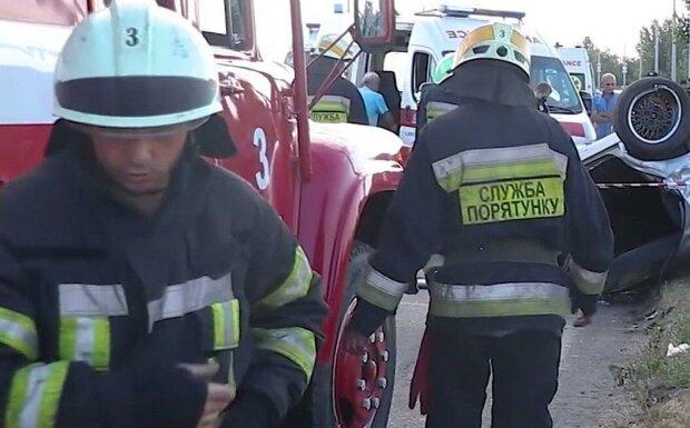спасатели / скриншот из видео