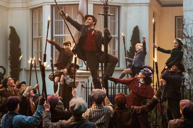 Новый фильм про культовую Мэри Поппинс взрывает украинский прокат: хорошо, что вернулась