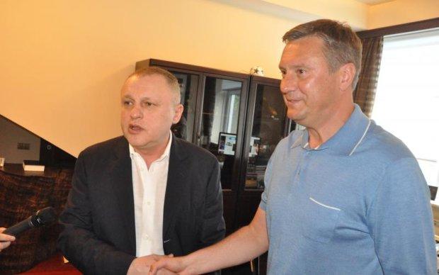Новий тренер Динамо розповів, як набрав собі помічників