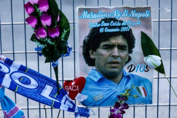 Територію кладовища огородила поліція, фанатів не пустили попрощатись: як проходив похорон Дієго Марадони