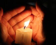 Свеча скорби фото - ctview