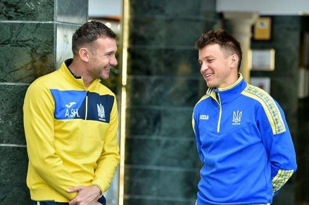 Ротань став головним тренером збірної України