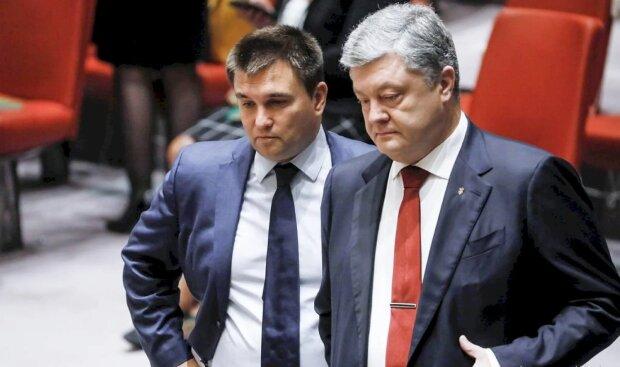 НАБУ по-серьезному взялось за Порошенко и Климкина: открыты уголовные производства