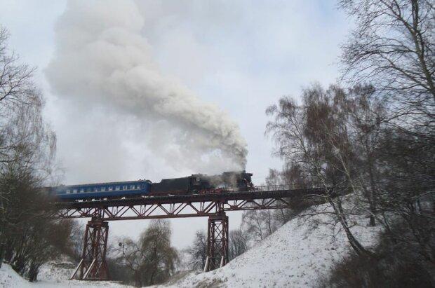 потяг Укрзалізниці, фото facebook/Ukrzaliznytsia