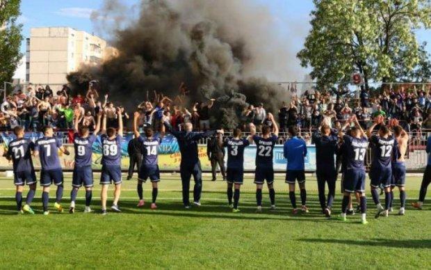 Олимпик может объединиться с футбольным клубом из Чернигова
