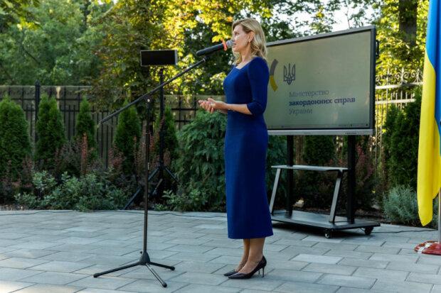 Елена Зеленская, фото president.gov