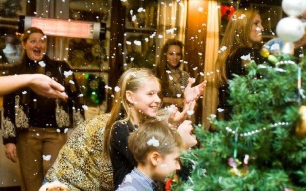 Куди піти з дитиною на Новий рік 2018 в Києві