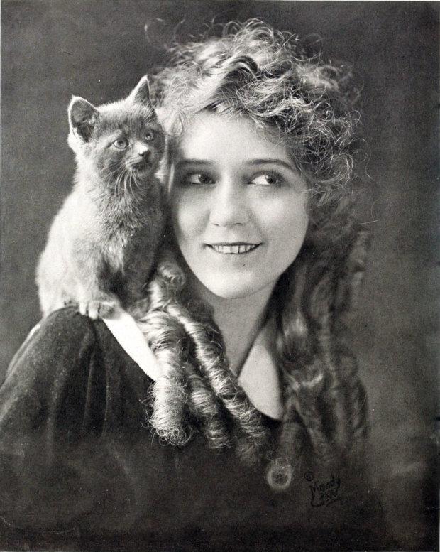 Как выглядели юные красавицы 100 лет назад: без косметики и фотошопа
