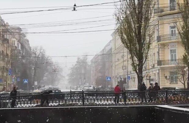 Зима, скриншот: YouTube