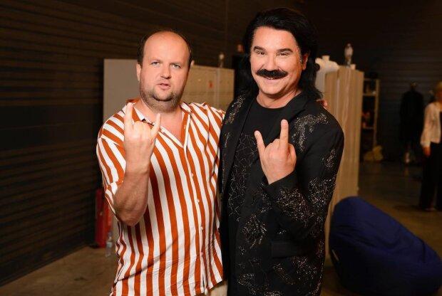 Павло Зібров і Віктор Бронюк, фото: Instagram