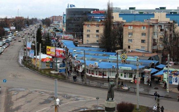 Со мной твердеет: Киевская перепичка возбудила умы полтавских строителей