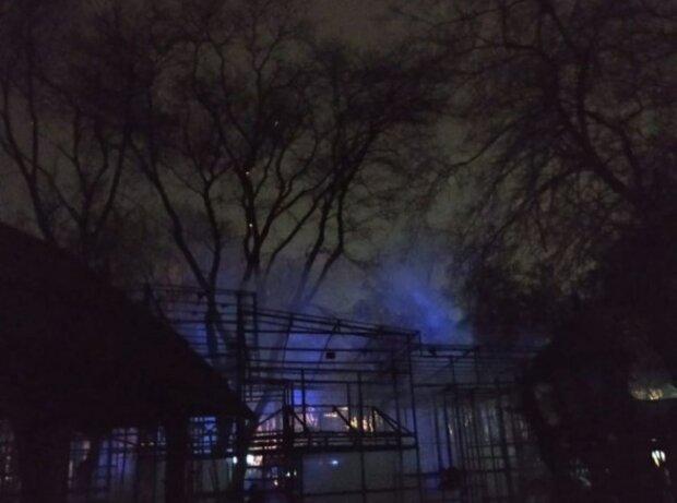 """В Одесі підпалили парк атракціонів, власники говорять про рейдерство: """"Докази вказують на…"""""""