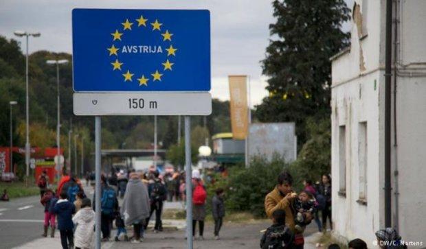 Австрія збирається будувати паркан на кордоні зі Словенією