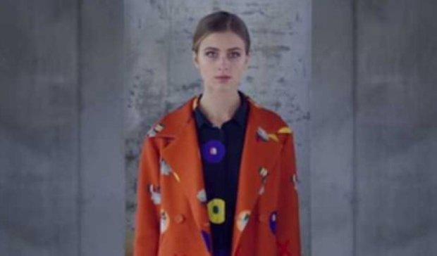 Онука Софії Ротару рекламує колекцію Лілії Пустовіт (відео)