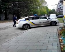 полиция, Львов, иллюстративное фото