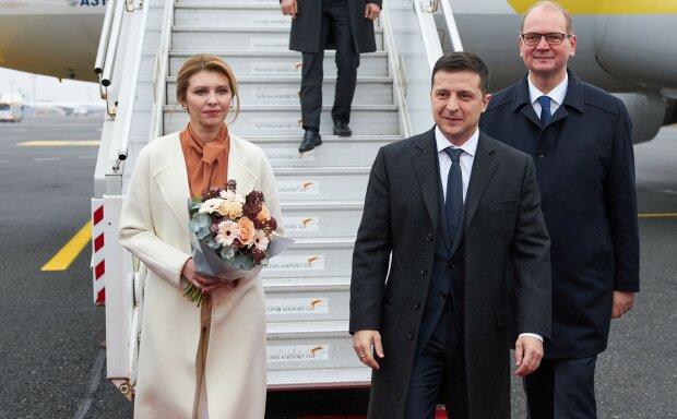 Елена Зеленская отказалась от меха по примеру Елизаветы II, первый прецедент в истории Украины