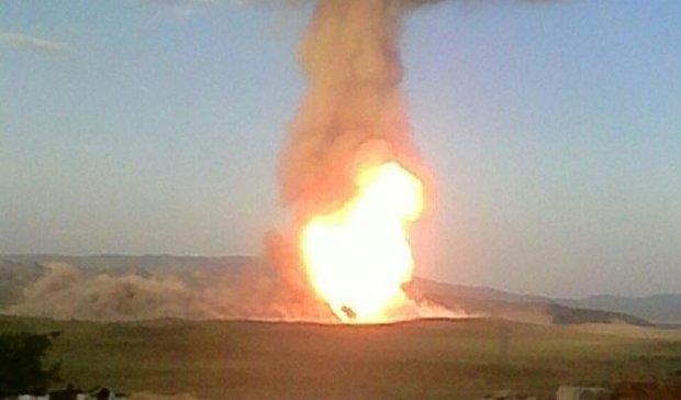 Серия взрывов на трубопроводах в Турции: подозревают курдских сепаратистов