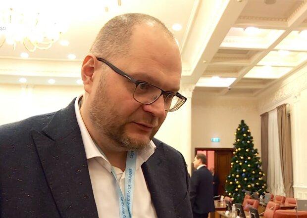 Володимир Бородянський, фото: скрін YouTube