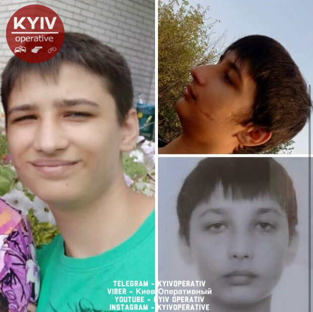 Хлопця, якого розшукували на Київщині, знайшли мервим