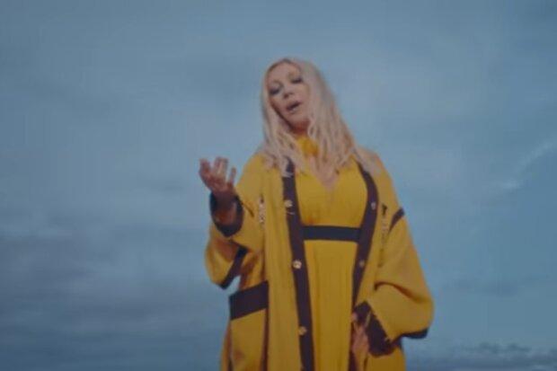 Таисия Повалий, скриншот видео