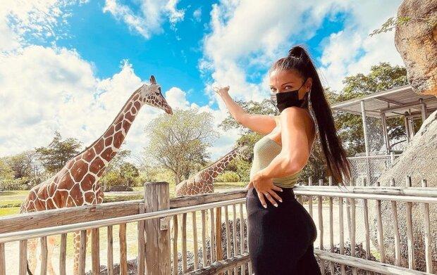 Лилиана Яма, фото с Instagram