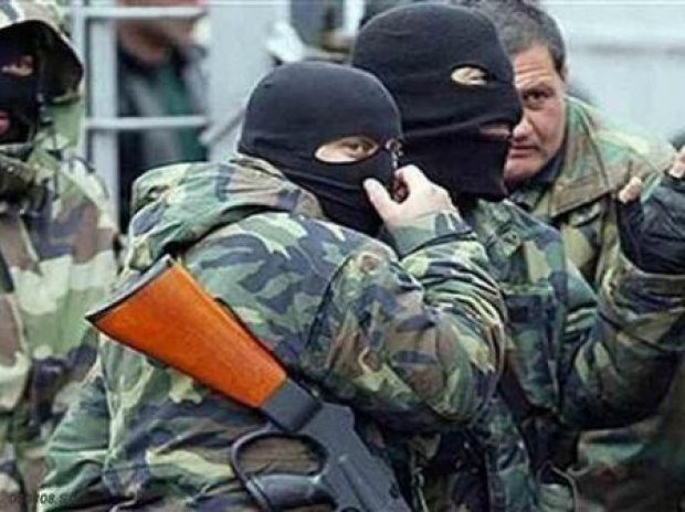Терористи атакують українських військових у Широкиному