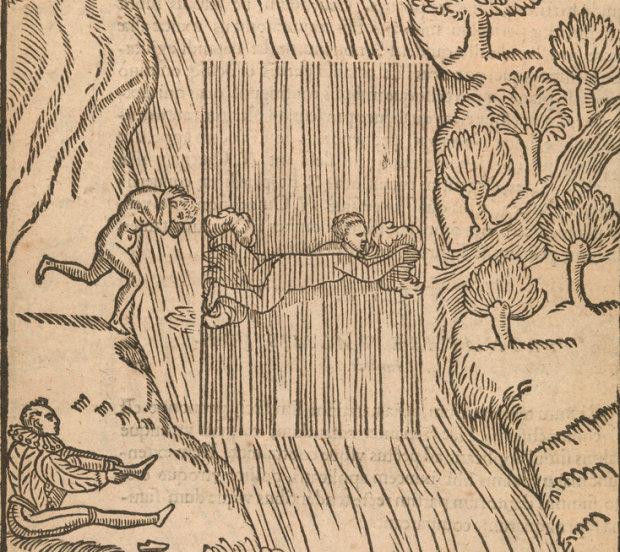 Показали старинный учебник по плаванию: лучшее пособие за 300 лет