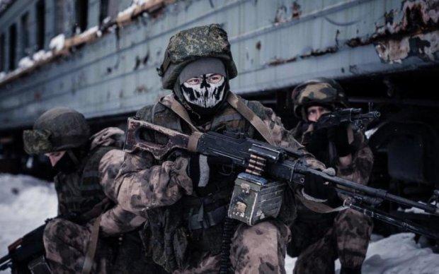 Военная гордость боевиков порвала сеть