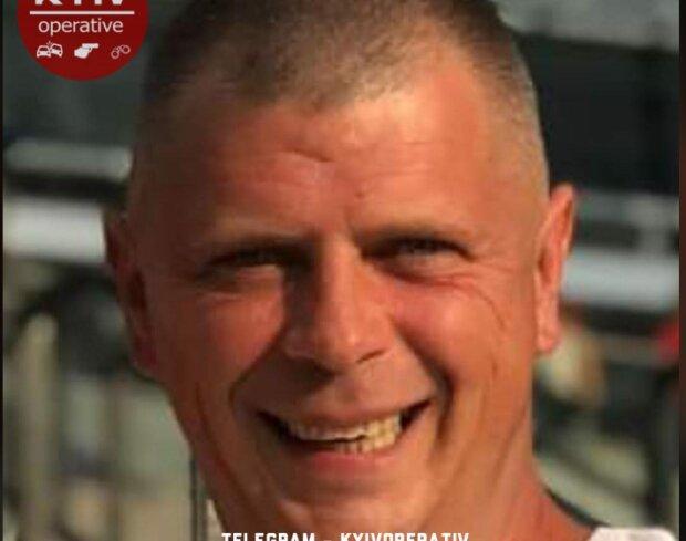 """Мужчину с доброй улыбкой, которого искали всем Киевом, нашли мертвым - """"Чуда не произошло"""""""