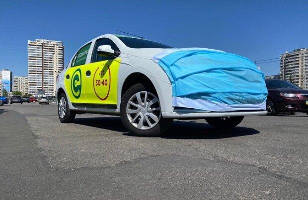 харьковское такси, источник: NewsRoom Kharkiv