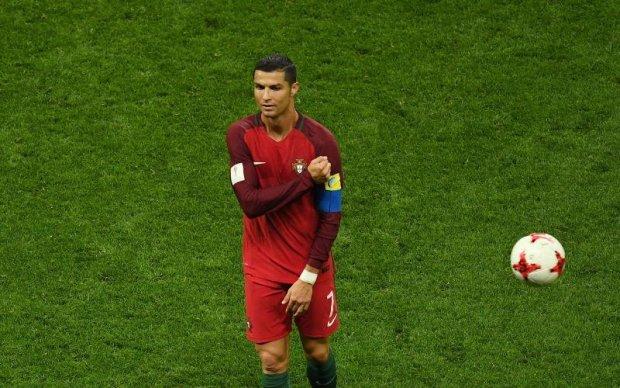 Букмекери пророкують футбольне майбутнє новонародженим дітям Роналду
