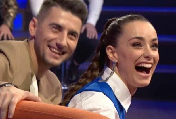 Эллерт и Мишина, скриншот: YouTube